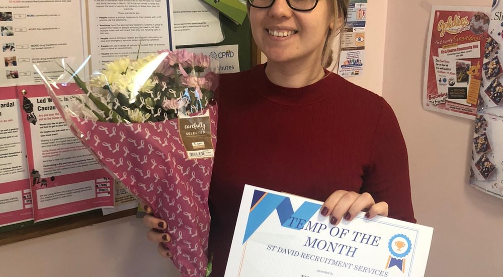 Temp of the Month - February 2020
